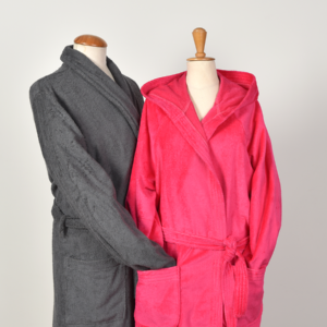 badjas man / vrouw