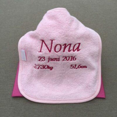 Pakket Nona: bestaat uit slab - richtprijs 25 euro