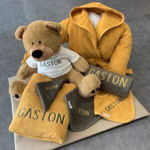 pakket Gaston voor geschenk bij geboorte