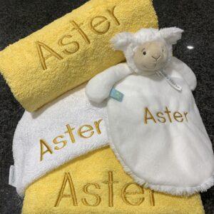 geboortepakket Aster, baby en kind, Personal Shop