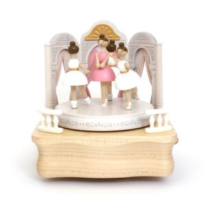 muziekdoosje ballerina, Wooderful Life, Personal Shop