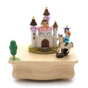 muziekdoosje prinses en ridder, Wooderful Life, Personal Shop