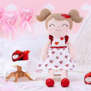 gloveleya spring girl heart blond, personal shop