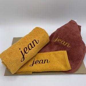 geboortepakket Jean, Personal Shop