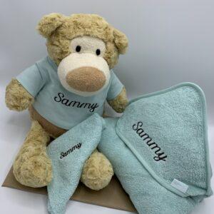 geboortepakket Sammy, Personal Shop, geboorte, geschenk