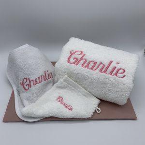 geboortepakket Charlie, Personal Shop